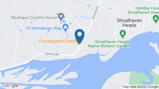 Coolangatta Estate Map