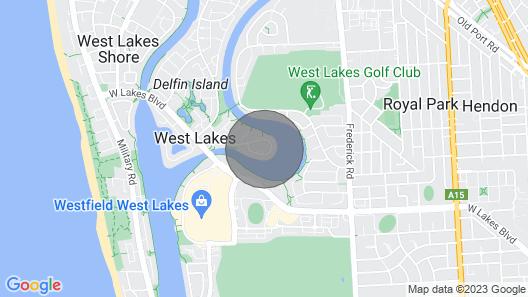 Amazing luxury home. Map