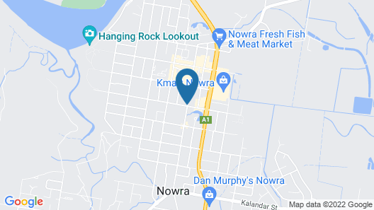 Quest Nowra Map