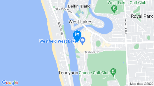 Lakes Hotel Map