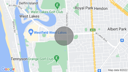 Live west at west lakes Map