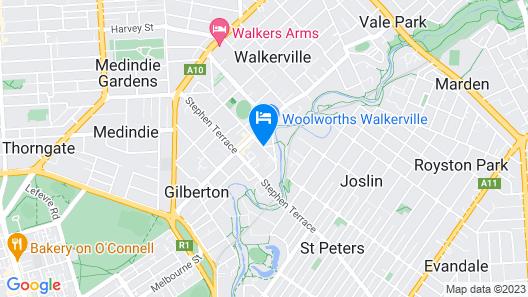 Art Series - The Watson Map