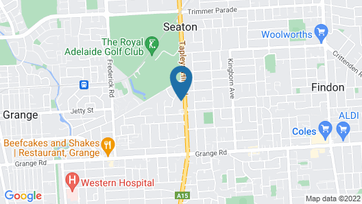 Links Hotel Map