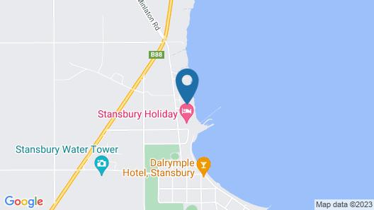 Oysta La Vista Map
