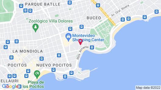 After Hotel Map