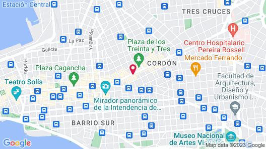 Aramaya Map