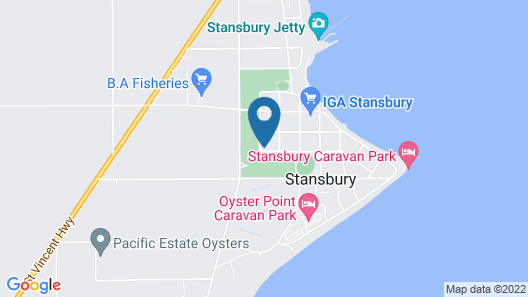 Oyster Court Apartments Map