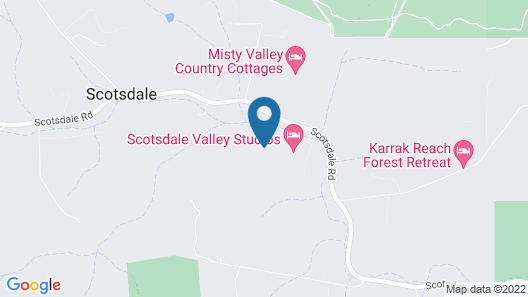 Scotsdale Valley Studios Map