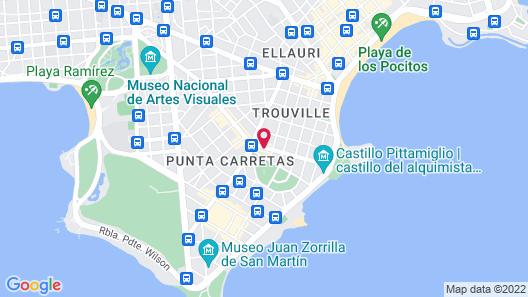 Armon Suites Hotel Map
