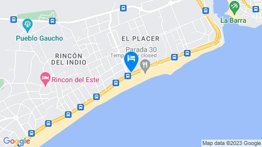 Il Belvedere Apart Hotel Map