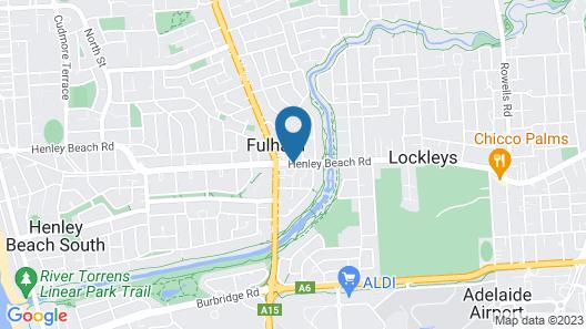 Lockleys Hotel Map