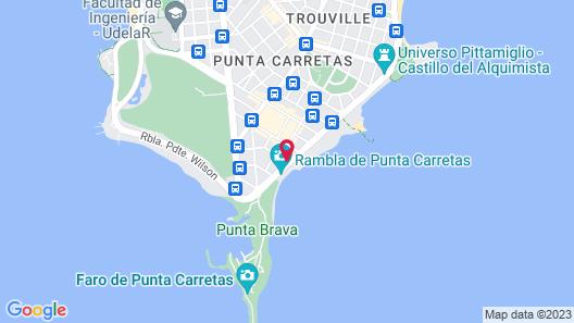 Cala Di Volpe Boutique Hotel Map