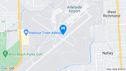 Atura Adelaide Airport Map