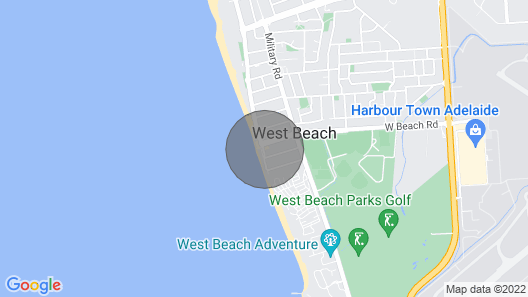 Belle Vista Apartment Absolute Beach Front w/ Free Wifi Map