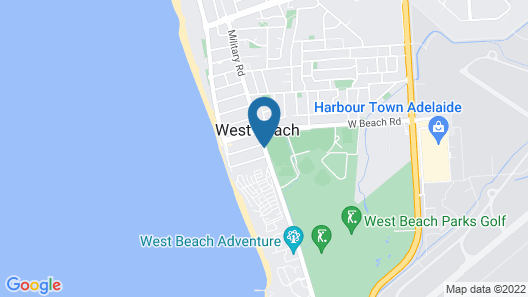 Arabella On West Apartments Map