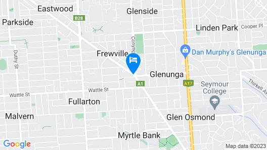 Welcome Inn 277 Map