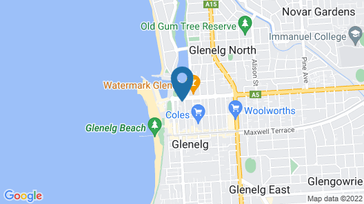 Bayview Apartments Map