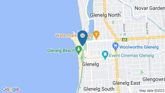 Accommodate SA  Map