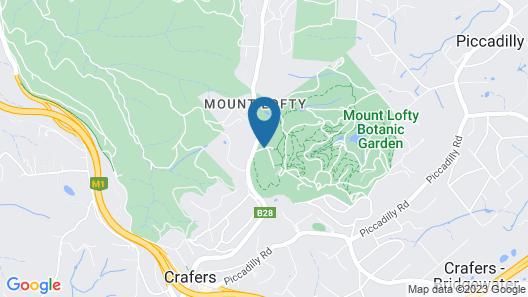 Sequoia Lodge Map