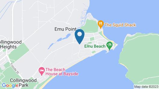 Emu Point Motel & Apartments Map