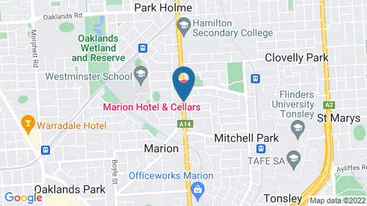 Marion Hotel Map