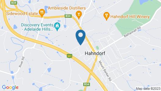 Amble at Hahndorf Map