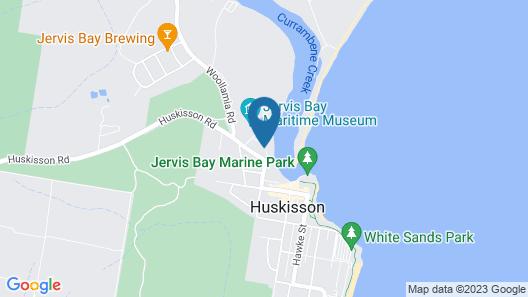 Anglesea Lodge Map