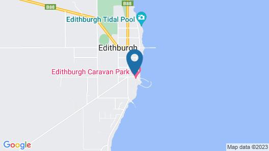 Edithburgh Caravan Park Map