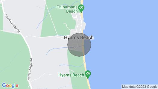 Black Shack on Hyams - 4pm Check Out Sundays Map