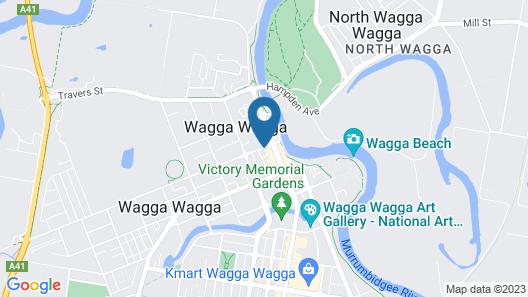 Mantra Pavilion Map