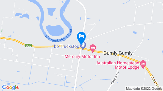 Quality Inn Carriage House Map