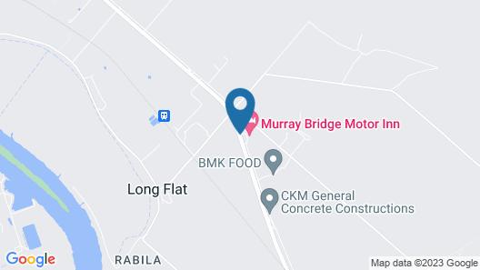 Murray Bridge Motor Inn Map