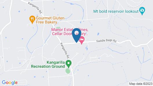 Manor Estate Map
