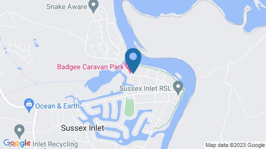 Riviera Caravan Park Map