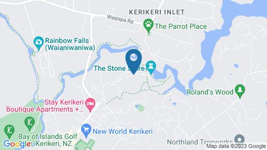 Stone Store Lodge Map
