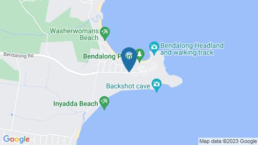 Holiday Haven Bendalong Map