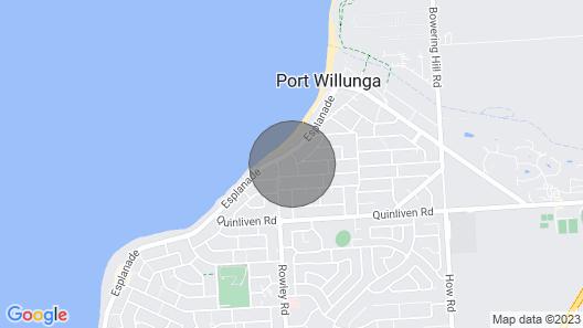 The Lighthouse - Port Willunga - Cosy Coastal Townhouse in Port Willunga Map