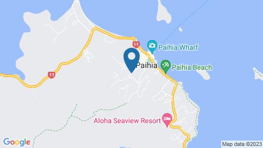 Dolphin Motel Map