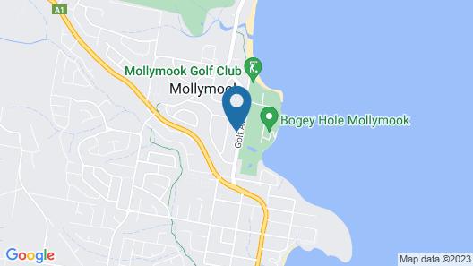 Fairway Haven Getaway Map