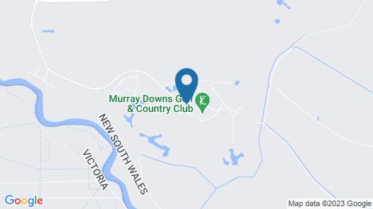 Murray Downs Resort Map