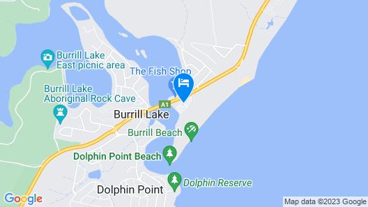 Holiday Haven Burrill Lake Map