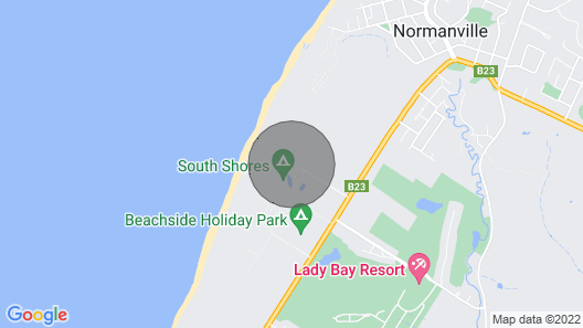 South Shores Trevally Villa 38 - South Shores Normanville Map