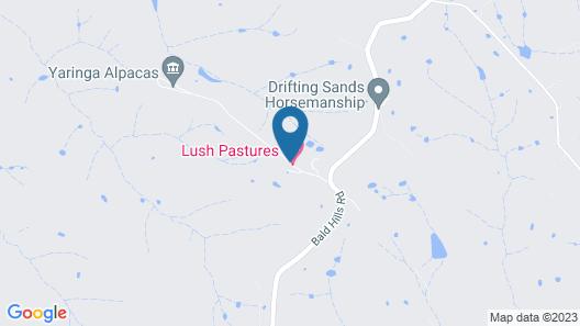 Lush Pastures Map
