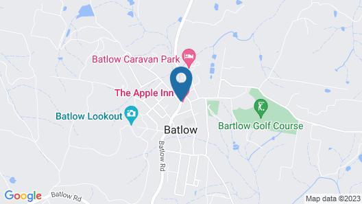 The Apple Inn Map
