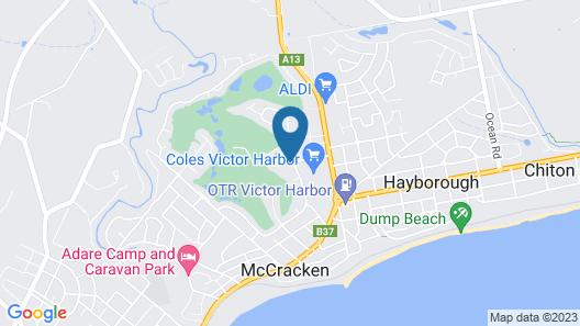 McCracken Country Club Map