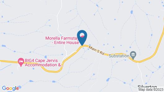 Morella Farm Stay Map