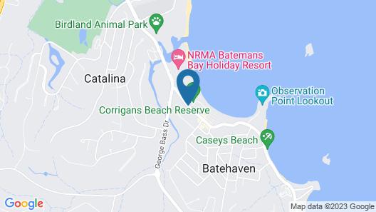 Abel Tasman Motel Map