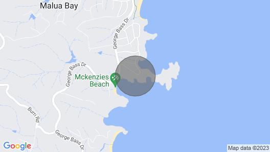 Sea La Vie - 5 Stars! 360 Degree Views - Pet Friendly Map