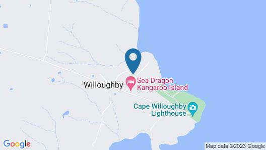 Sea Dragon Lodge & Villas Map