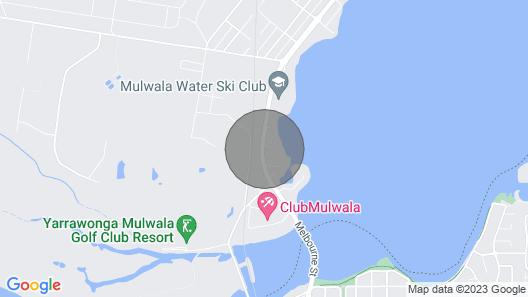 Elsinor Townhouse 3 Mulwala Map